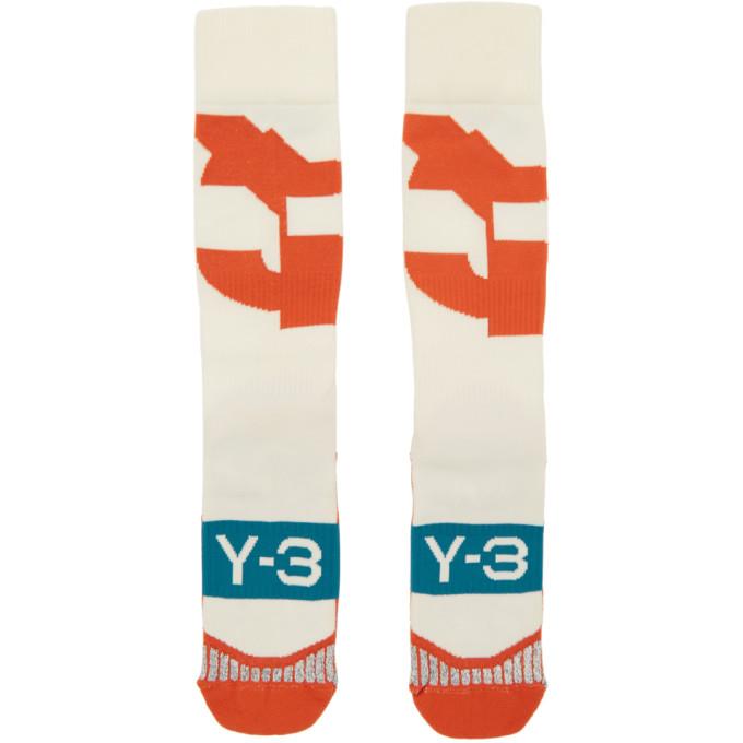 Y-3 Multicolor Logo Tech Socks