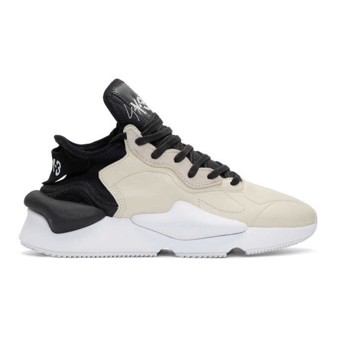 Y-3 Off-White Kaiwa Sneakers