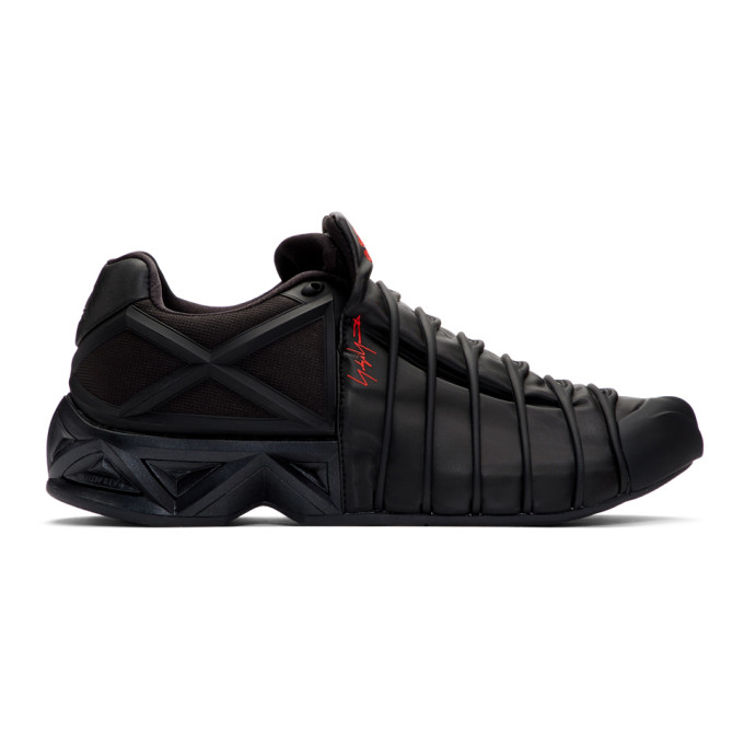Y-3 Black Yuuto Sneakers