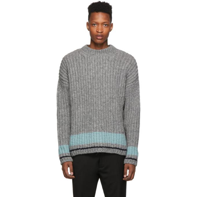 Dsquared2 グレー ニット セーター
