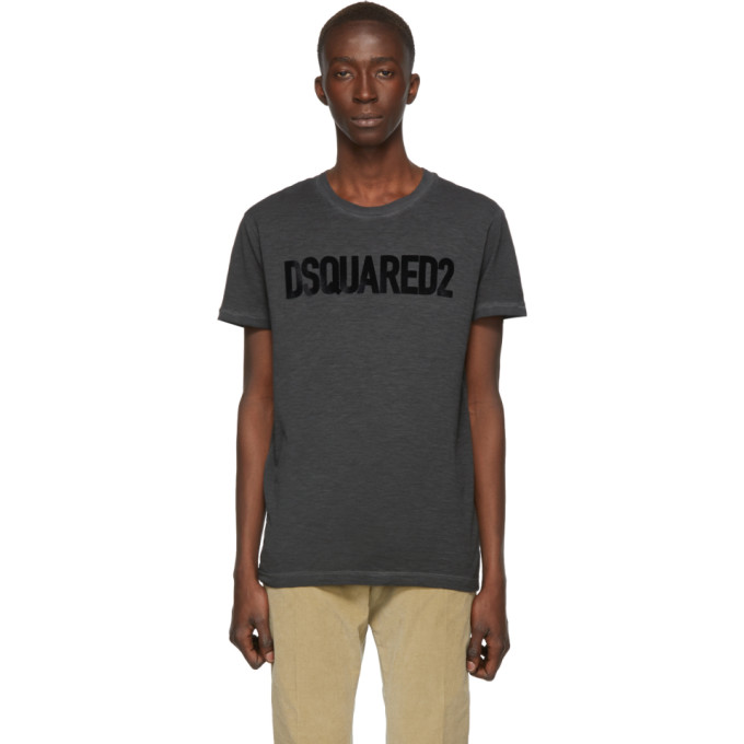 Dsquared2 Grey Chic Dan T-Shirt