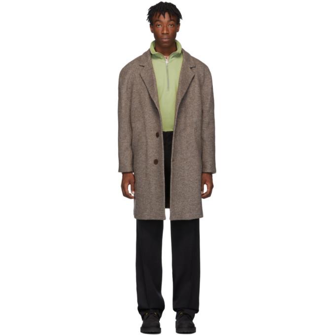 Martin Asbjorn Brown Toback Coat
