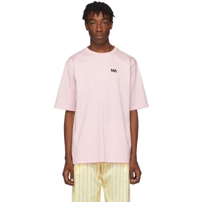 Martin Asbjorn Pink M.A. T-Shirt