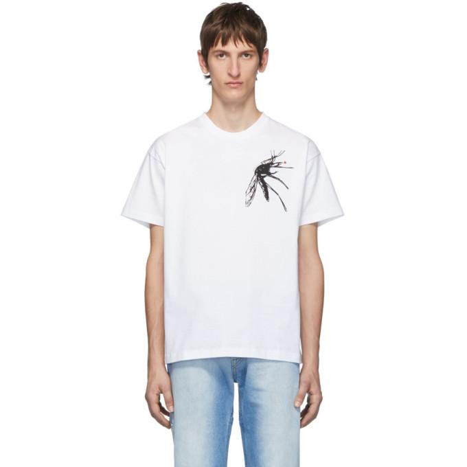 Random Identities White Mosquito Bite T-Shirt