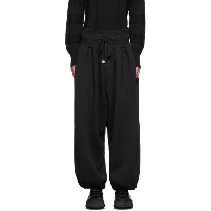 Fumito Ganryu Pantalon de survetement noir Parkour