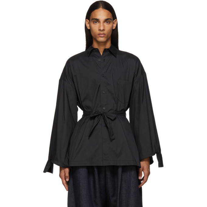 Fumito Ganryu Chemise noire Kimono