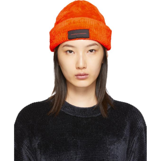 Alexander Wang Bonnet orange Chynatown