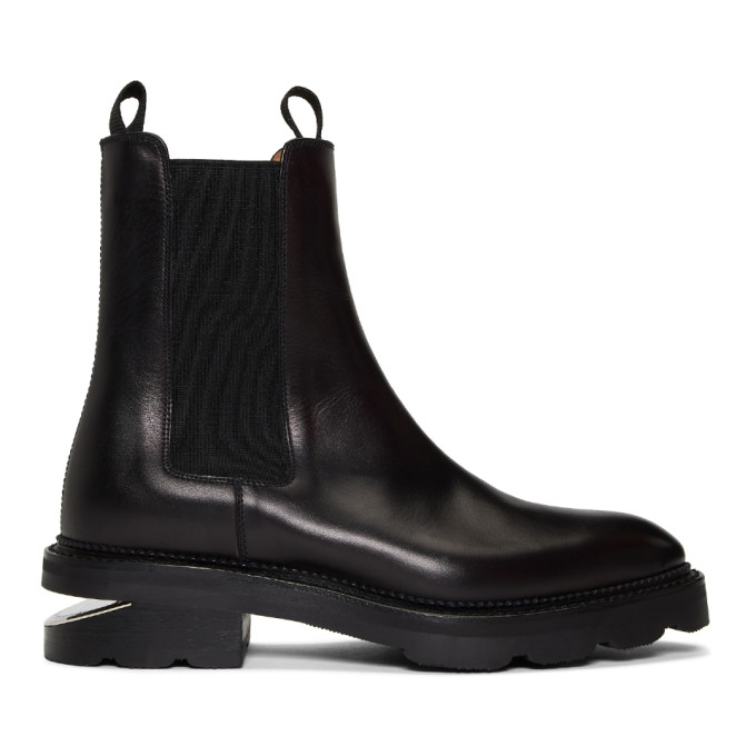 Alexander Wang Black Andy Boots