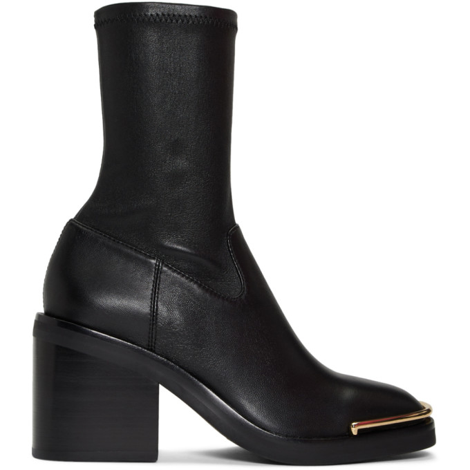 Alexander Wang Black Hailey Boots