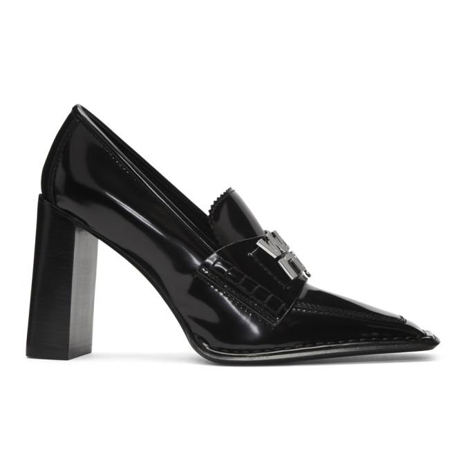 Alexander Wang Black Parker Heels
