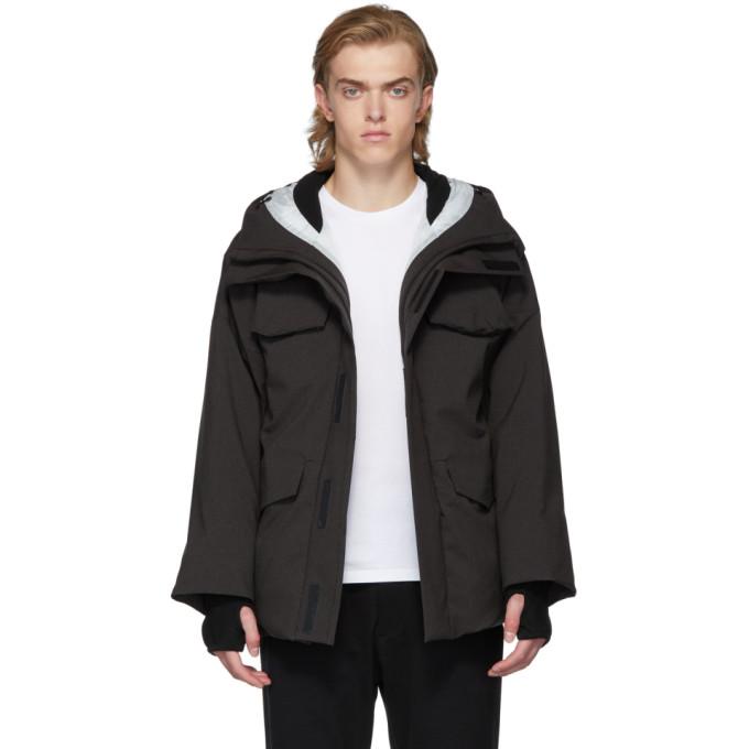 Minotaur Manteau en duvet noir 2L Antarctic