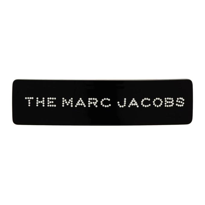 Marc Jacobs Pince a cheveux a logo noire