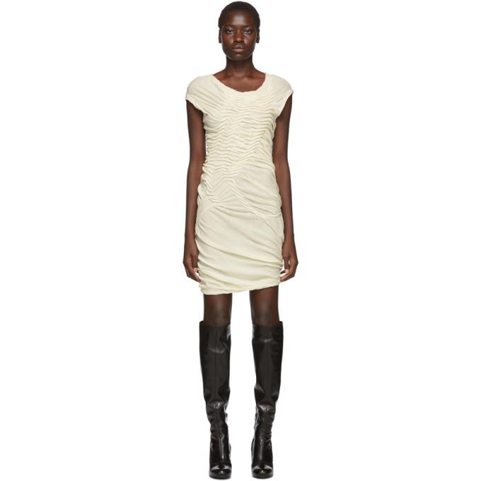 Pihakapi Robe blanc casse Grecian