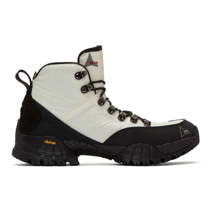 ROA White Andreas Boots