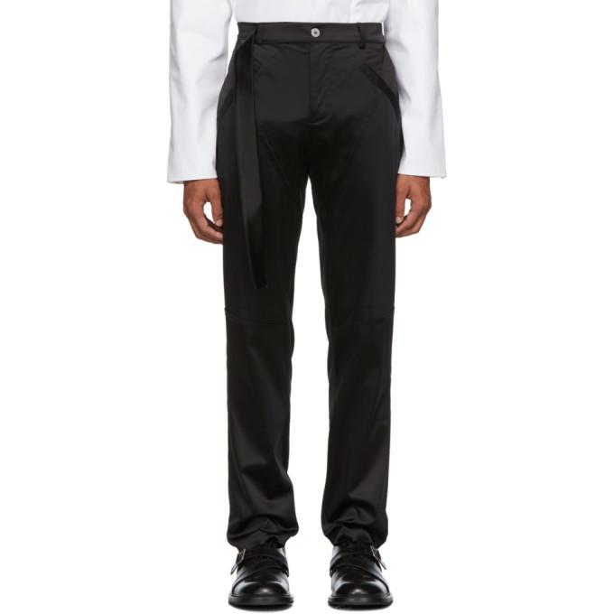 Spencer Badu Pantalon noir Dress