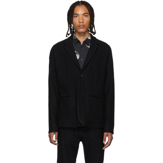 Robert Geller Blazer noir New Richard