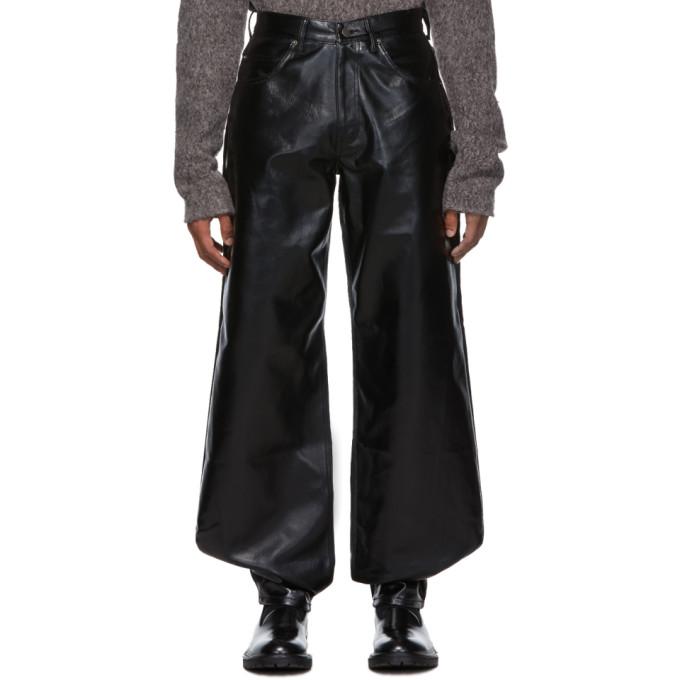 Keenkee Pantalon noir Curve Hard