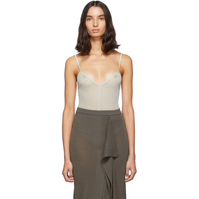 Rick Owens Body gris Sally