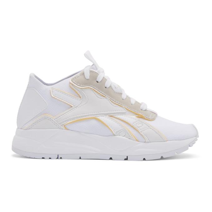 Reebok By Victoria Beckham White VB Bolton Sock Sneakers