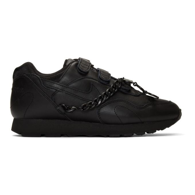 Comme des Garcons Black Nike Edition Outburst Sneakers