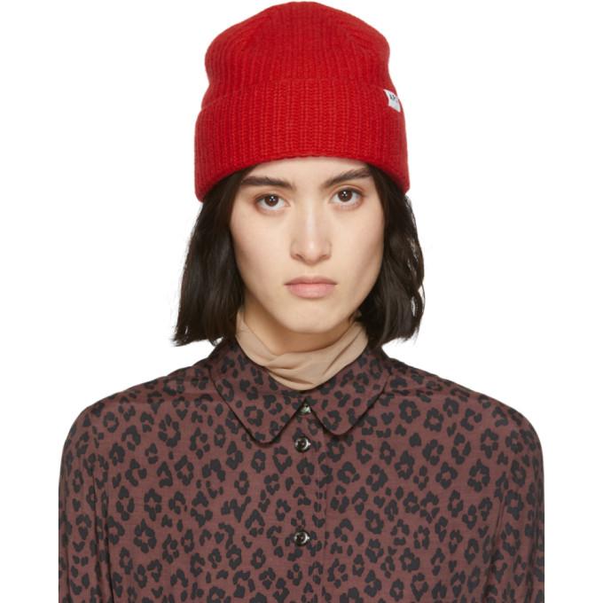 A.P.C. Bonnet rouge Sam