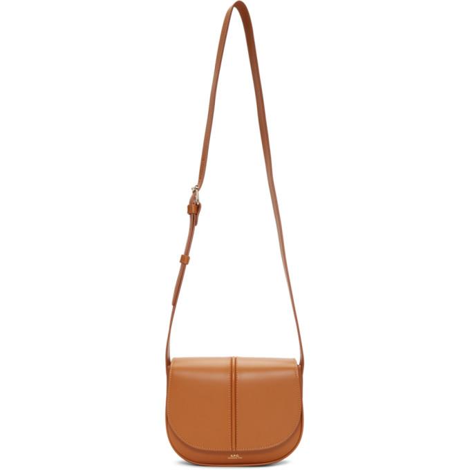 A.P.C. | A.P.C. Brown Betty Bag | Goxip