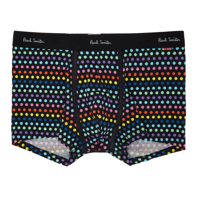 Paul Smith Boxer a pois multicolore