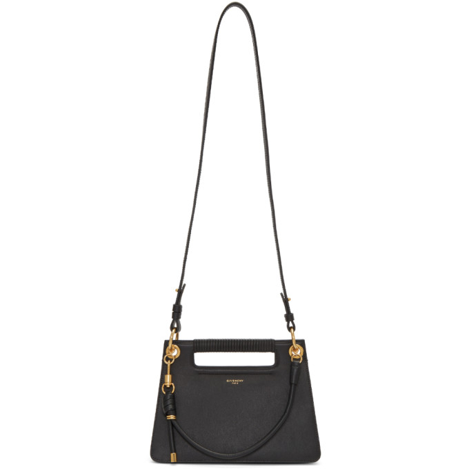 GIVENCHY | Givenchy Black Small Whip Bag | Goxip