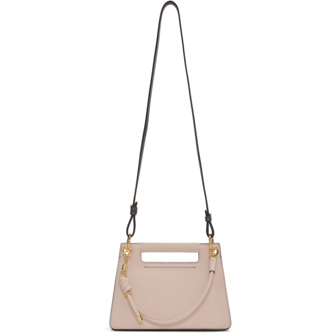 GIVENCHY | Givenchy Pink Small Whip Bag | Goxip