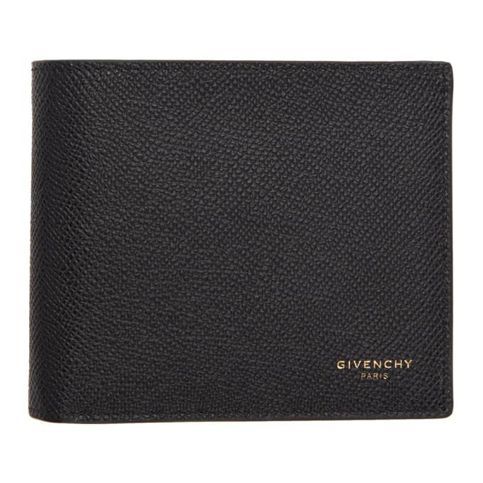 Givenchy ブラック バイフォールド ウォレット
