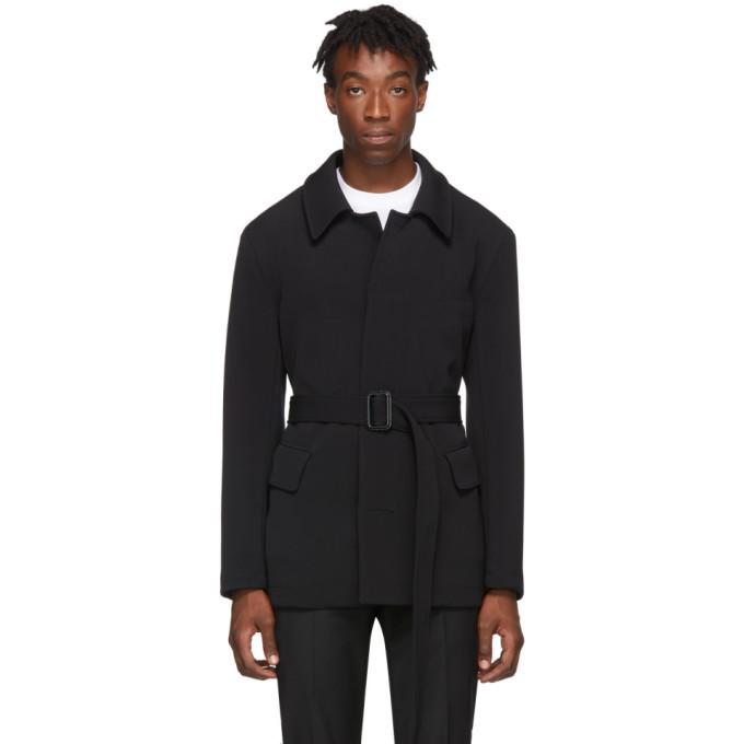 Givenchy Black Tie Jacket