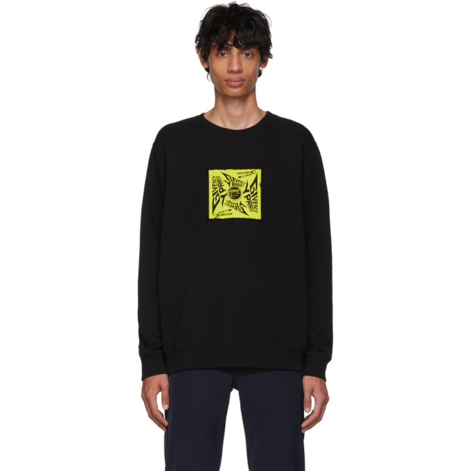 Givenchy Black Sun Sweatshirt