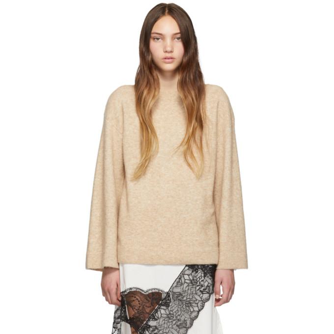 31 Phillip Lim Beige Lofty Sweater