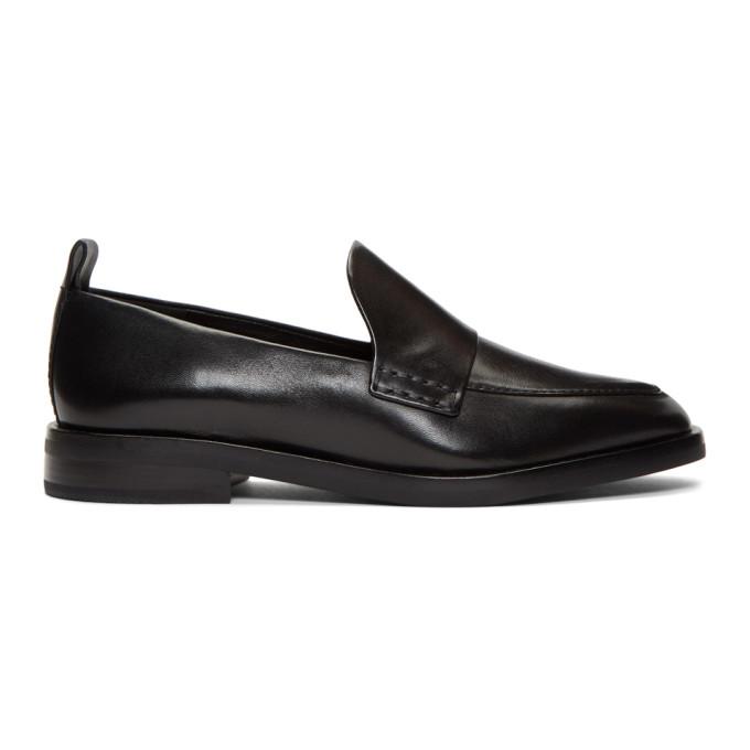 31 Phillip Lim Black Alexa Loafers