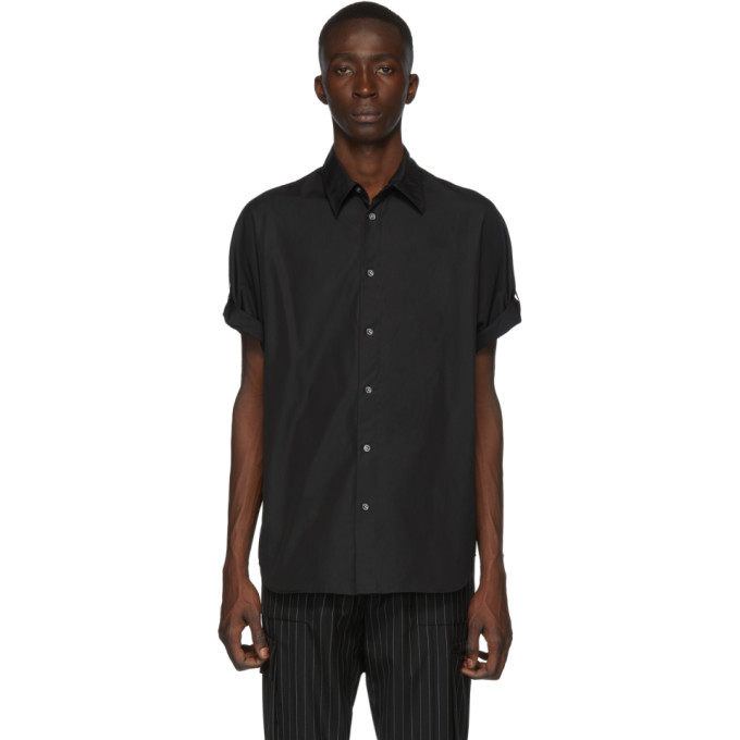31 Phillip Lim Black Dolman Sleeve Shirt