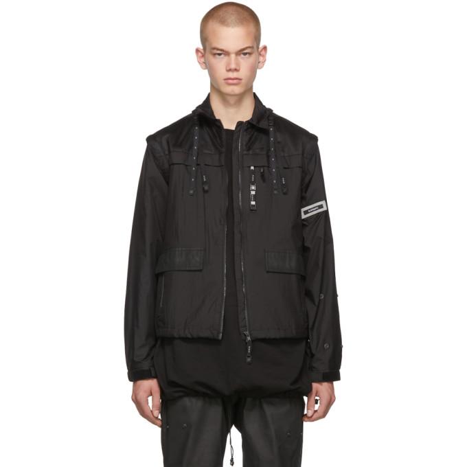 Blackmerle Blouson noir Shirt
