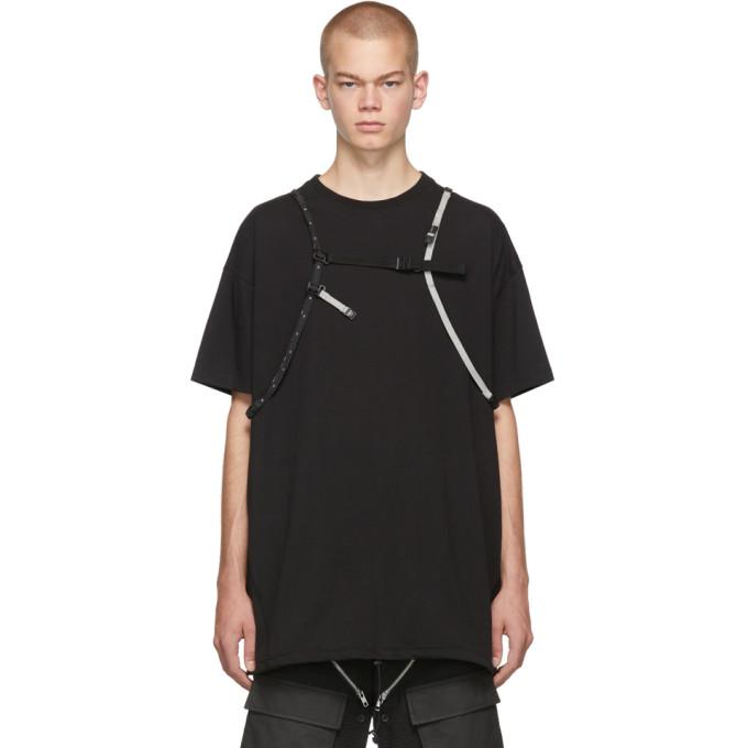 Blackmerle T-shirt noir Strap