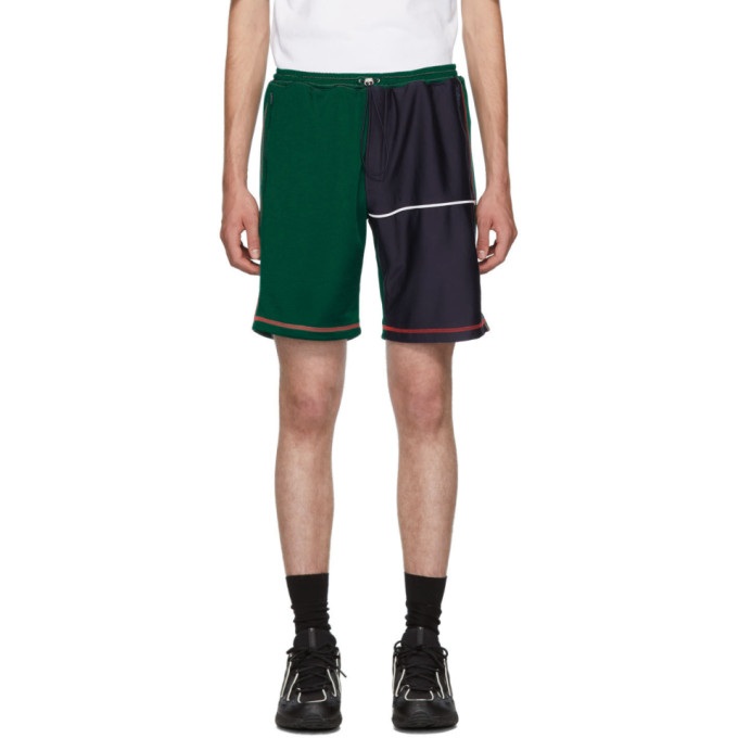 Ahluwalia Studio Short vert Over Stitch
