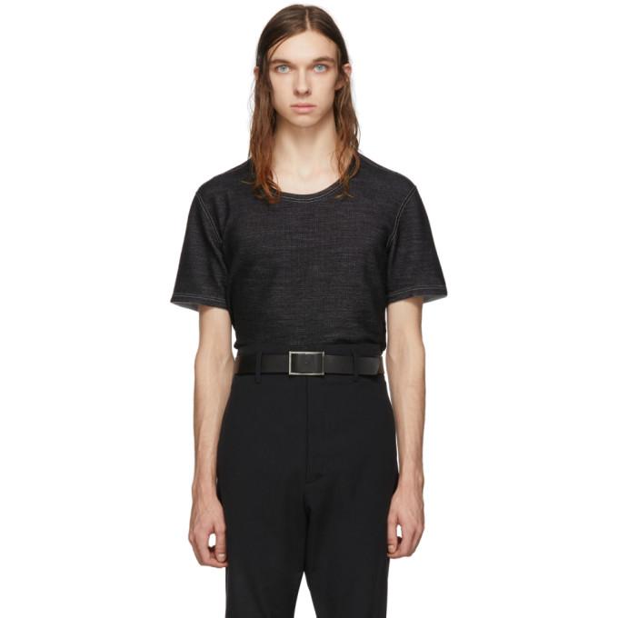 Deepti T-shirt a manches courtes reversible gris
