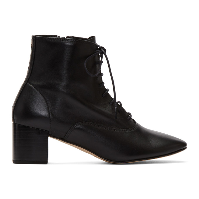 Repetto Black Marvin Boots