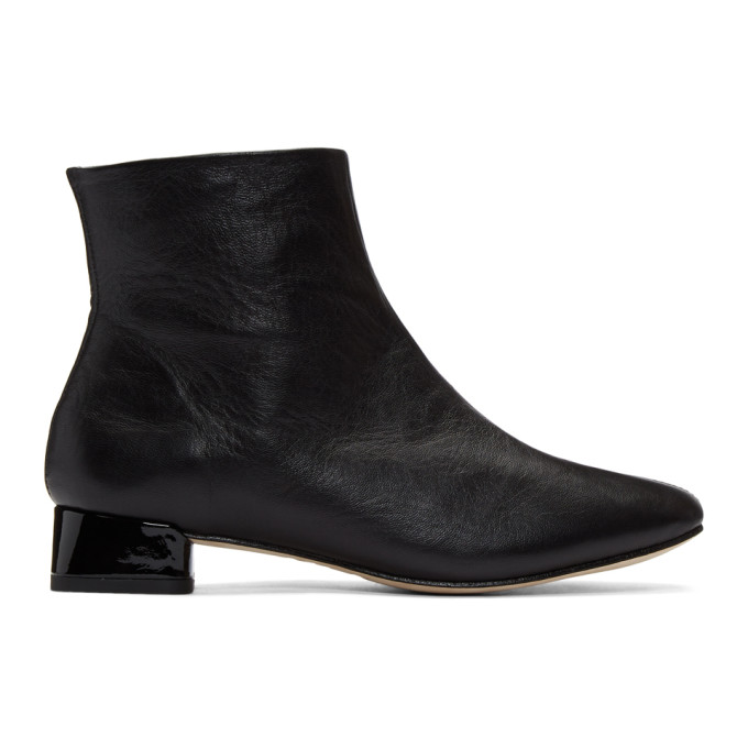 Repetto Black Maxou Boots