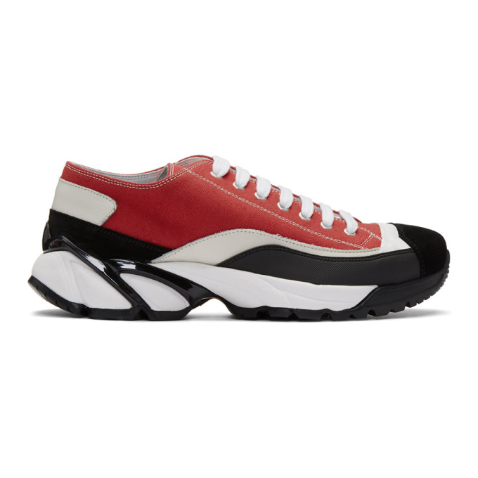 ION Baskets rouges N6