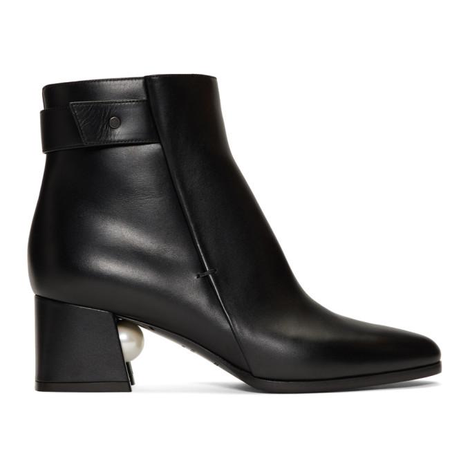 Buy Nicholas Kirkwood Black Miri Boot online