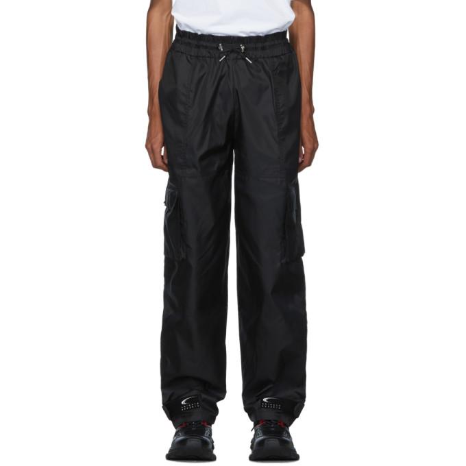 Axel Arigato Pantalon cargo noir Track
