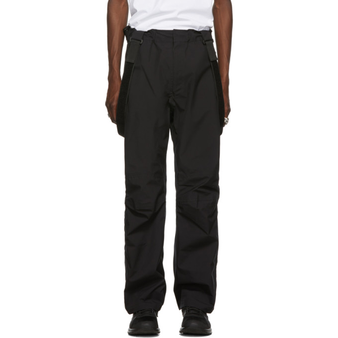 GR10K Black Gore-Tex® Prototype Trousers