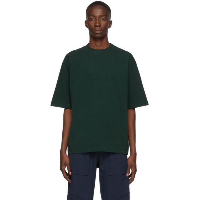GR10K T-shirt vert All Season Utility
