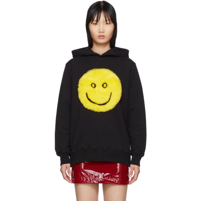 Kirin Pull a capuche noir Smile