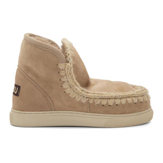 Mou Tan Mini Boots