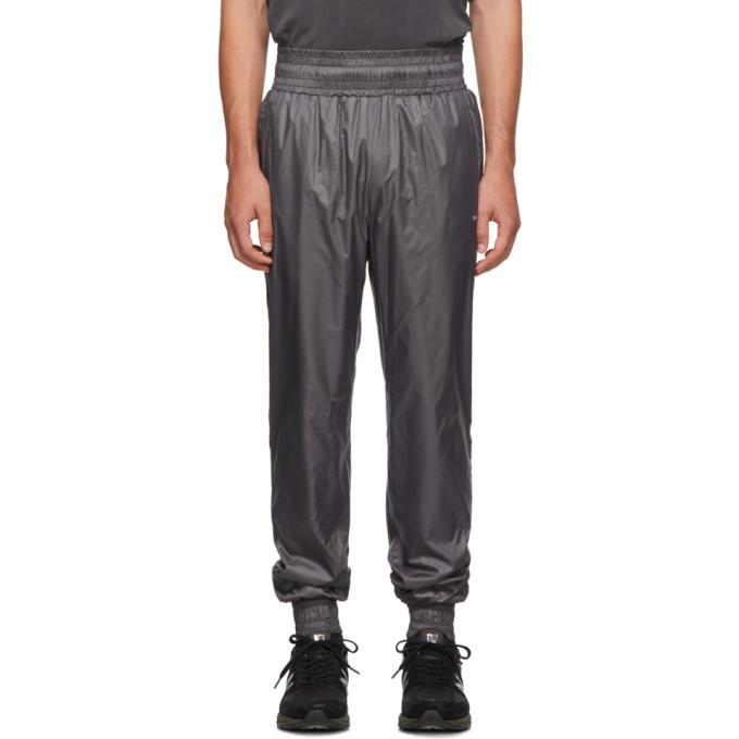 We11done Pantalon de survetement gris Training