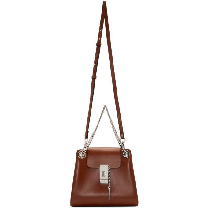 CHLOÉ | Chloe Brown Small Annie Shoulder Bag | Goxip